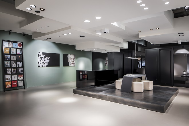 Modular Lighting Nederland (architects showroom, by appointment only) 1