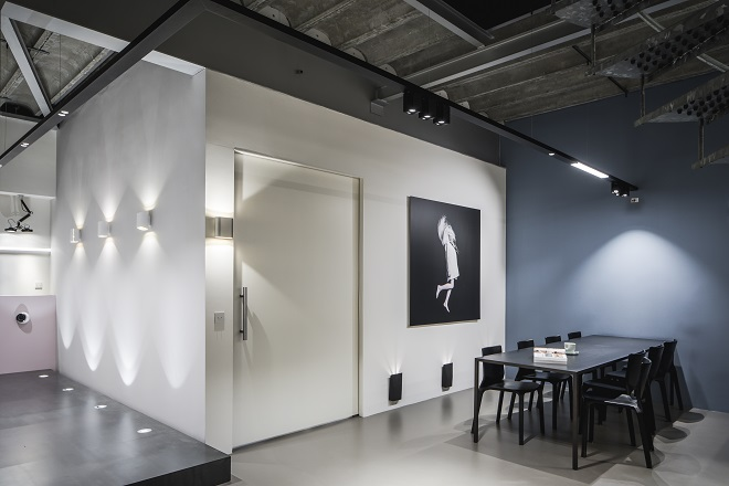 Modular Lighting Nederland (architects showroom, by appointment only) 2