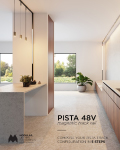 Modular Compose your Pista in 5 steps brochure