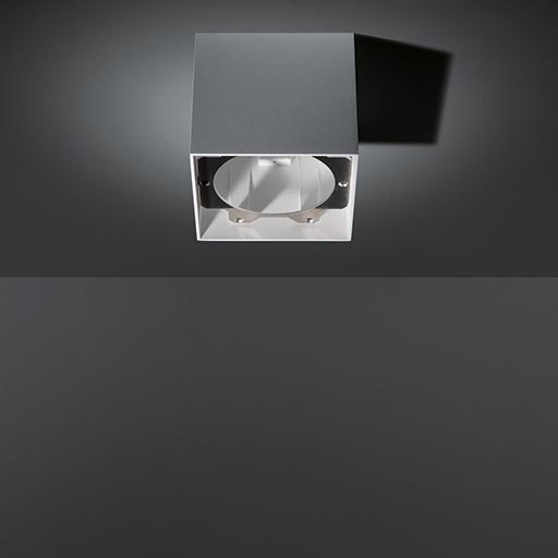 Smart surface box 115 GI for 1x LED GE foto