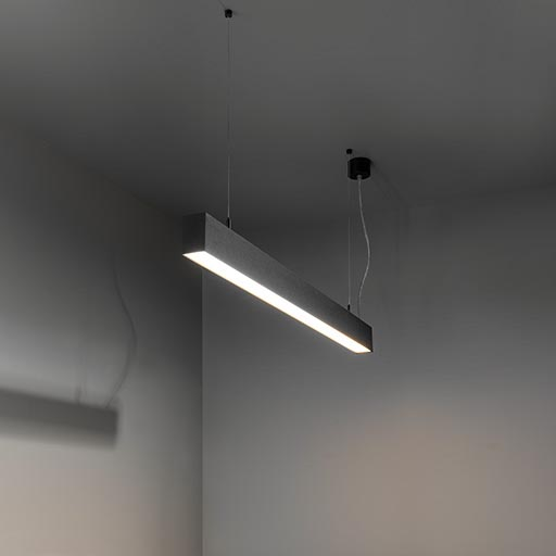 Esseldi suspension LED down GI foto