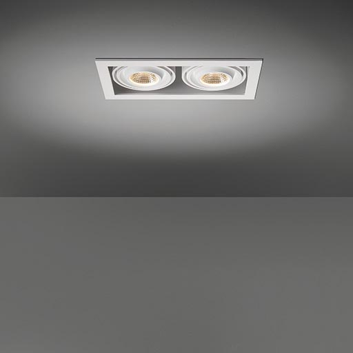 Mini multiple for 2x LED GE foto