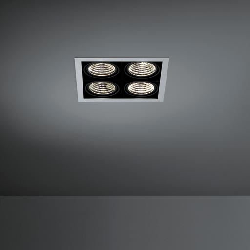 Mini multiple for Smart rings 4x LED GE foto
