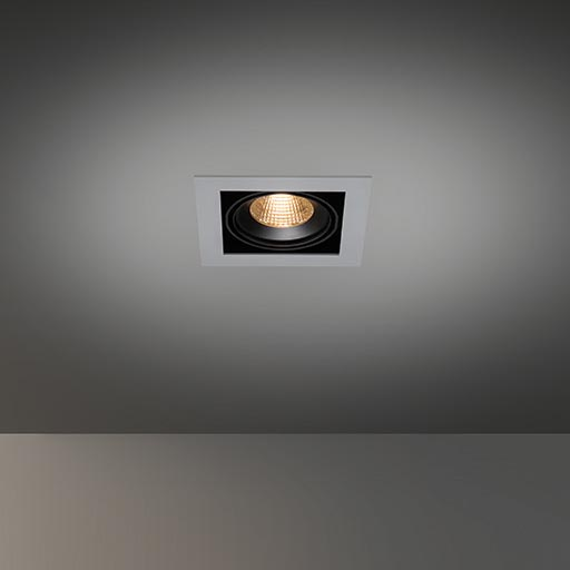 Multiple for 1x LED GE foto