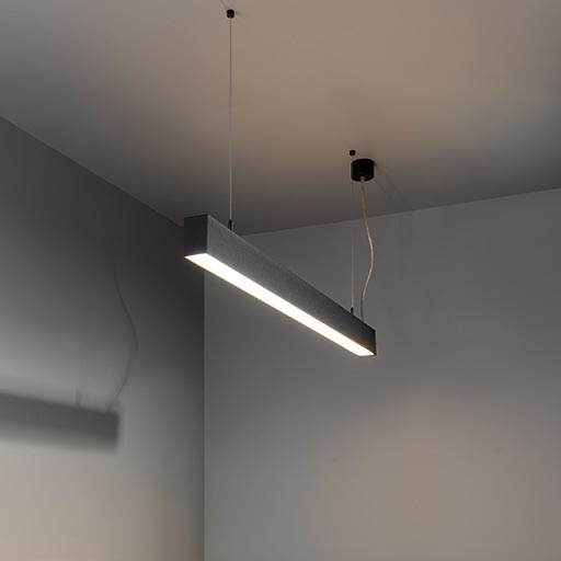 Esseldi suspension LED up/down GI foto