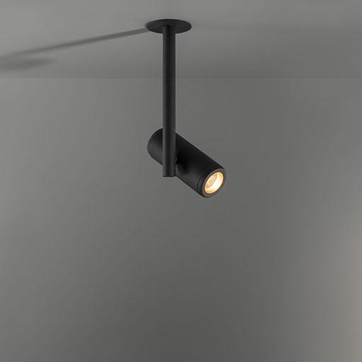 Médard 70 stretched semi-recessed 1x LED GE foto