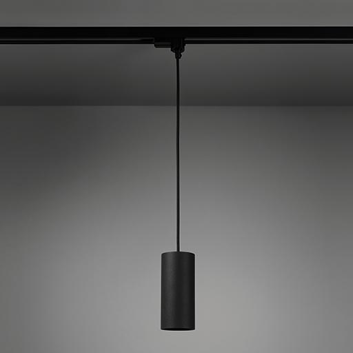 Smart surface tubed suspension track 82 XL LED Tre dim GI foto