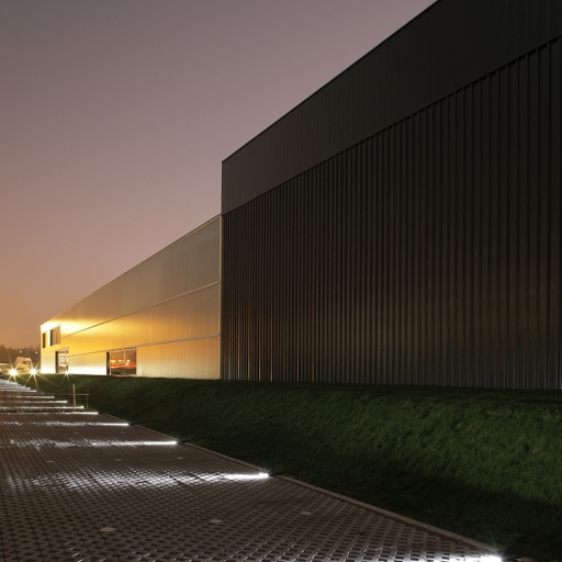Roeselare, Modular headquarters