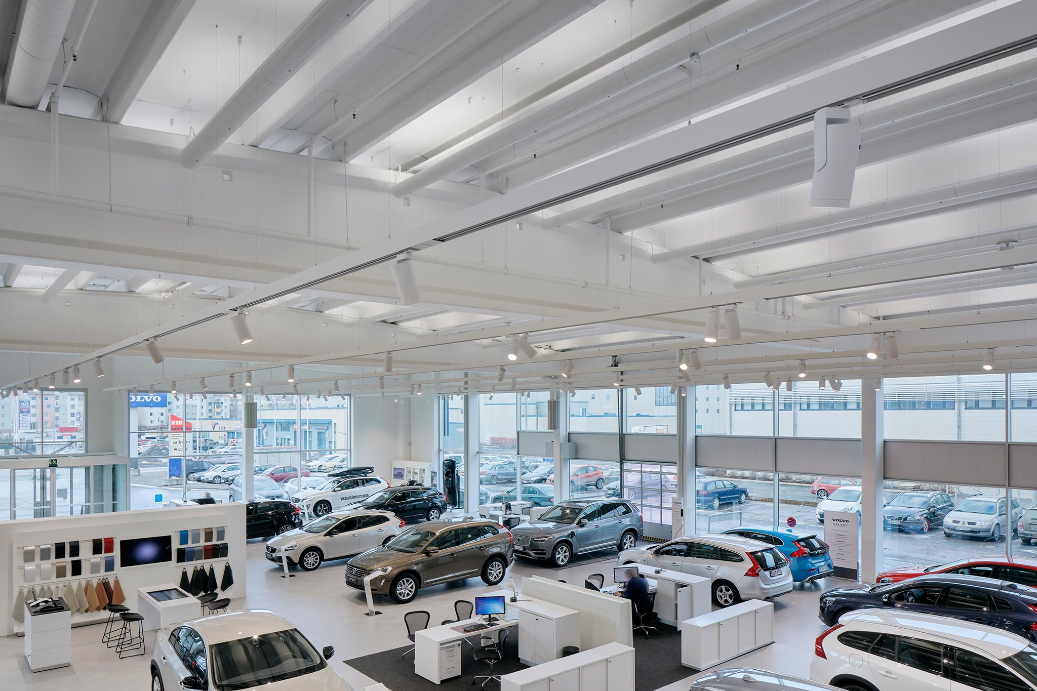 Volvo Showroom, Tampere (Fi) image 3