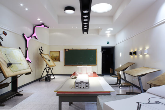 Modular Lighting Instruments (by appointment only - also on Friday during July & August) 4
